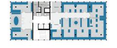 Grundriss Regelgeschoss Variante 2